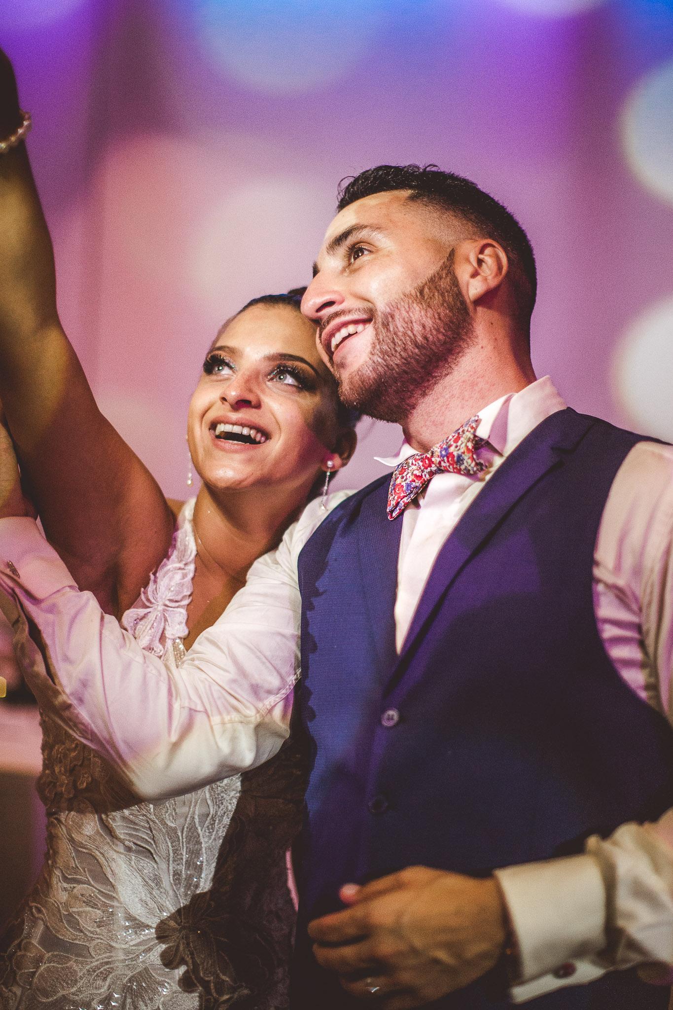 reportage mariage photo soiree gateau maries chateau mons gers