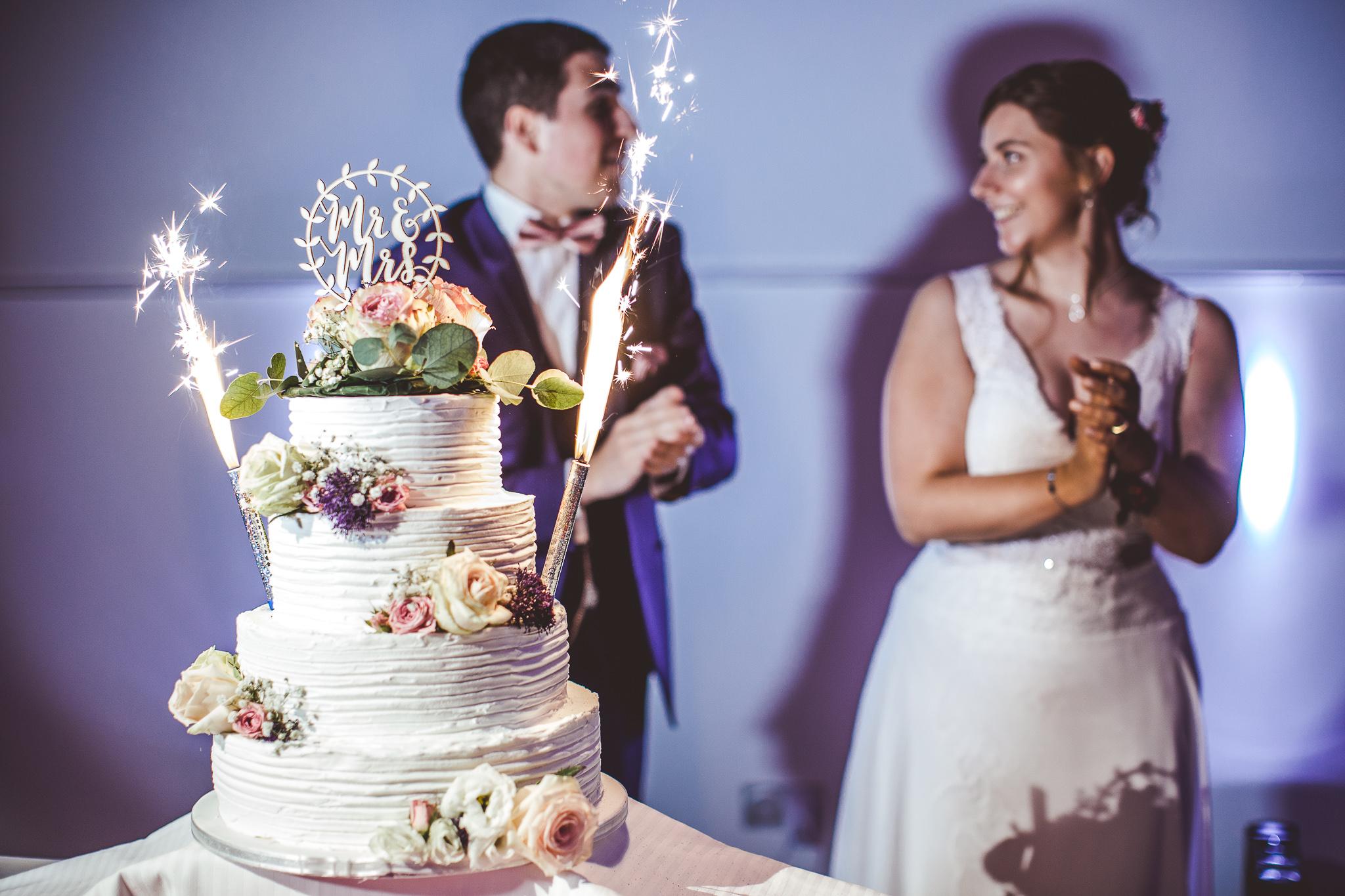 reportage mariage photo soiree gateau maries mas tolosa plaisance du touch