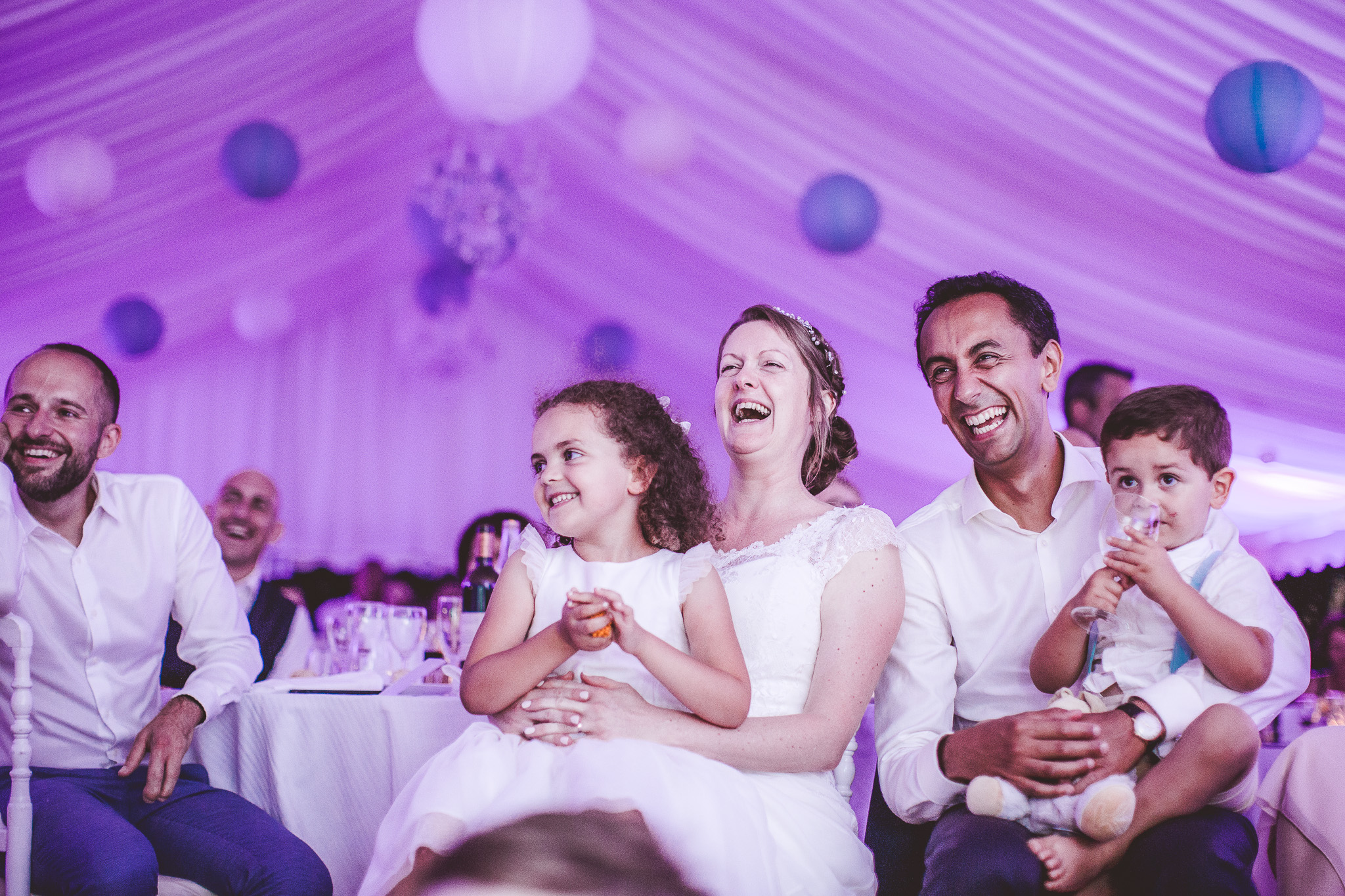 reportage mariage photo soiree repas animation reaction maries chateau launac toulouse