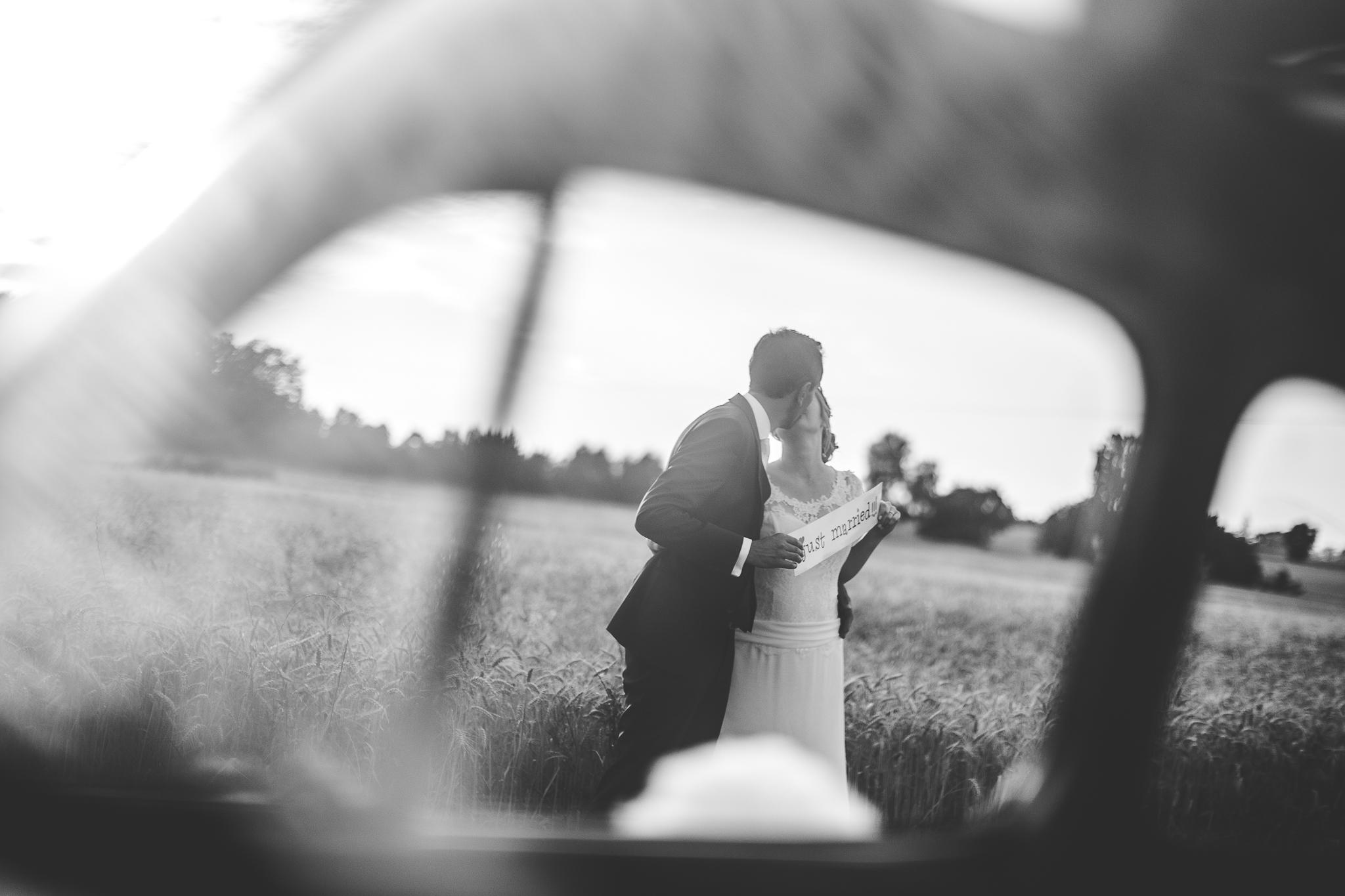 seance photo couple mariage chateau launac