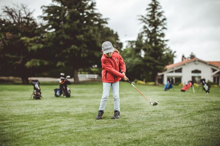reportage quotidien documentaire famille enfant loisir sport photo golf golf club vieille toulouse